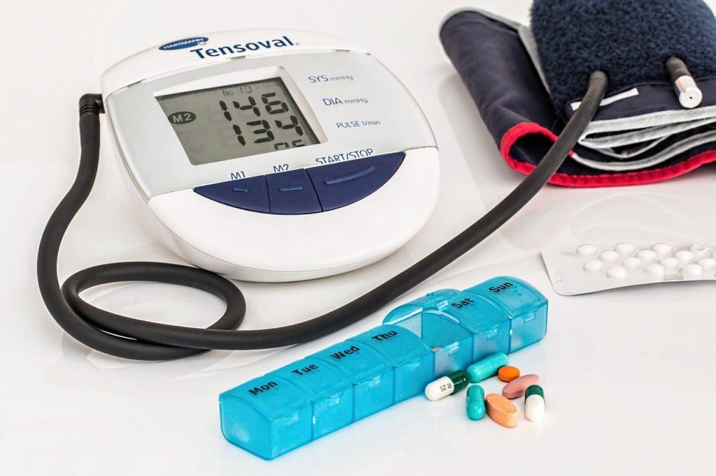 Langzeit-Blutdruckmessung